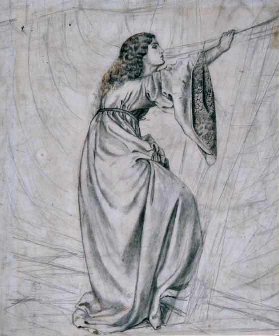 Jane drawing